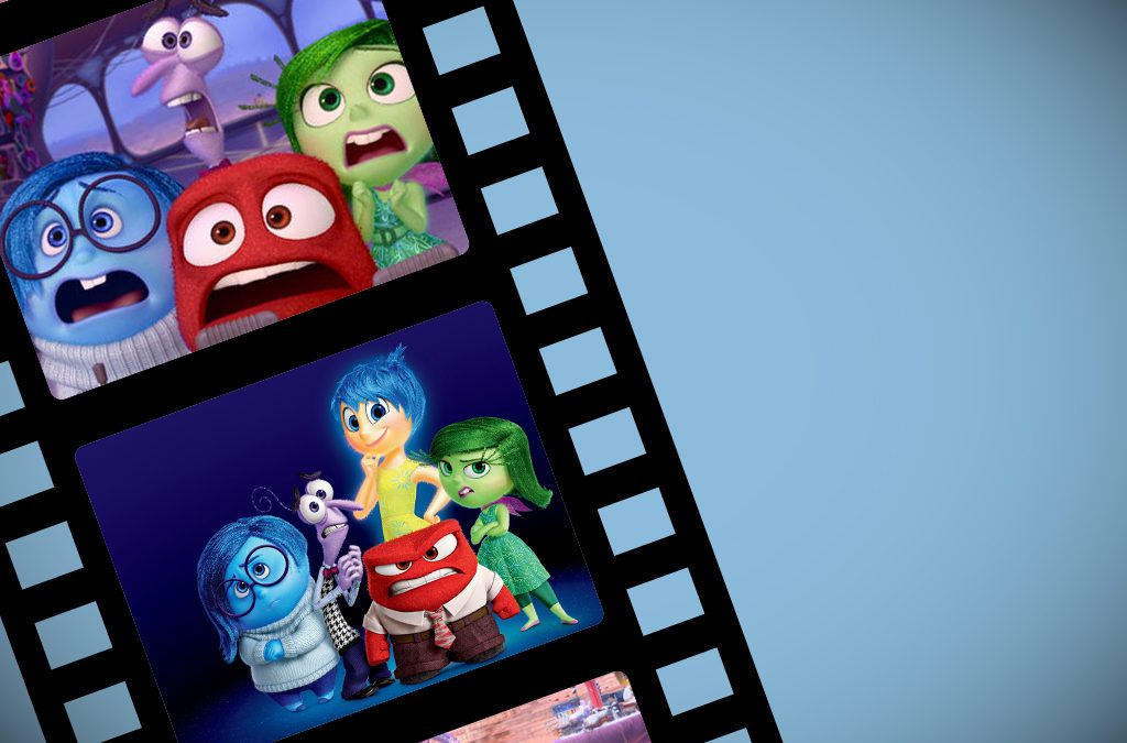 'What are You Thinking?' Movie Discussion (Inside Out)