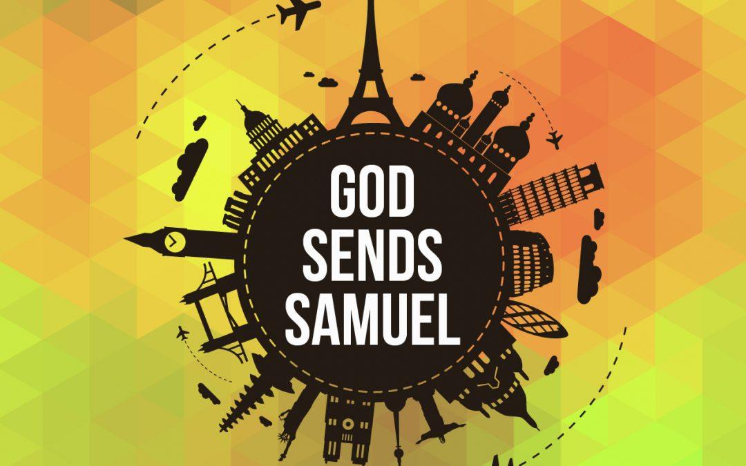 'God Sends Samuel' Childrens Lesson
