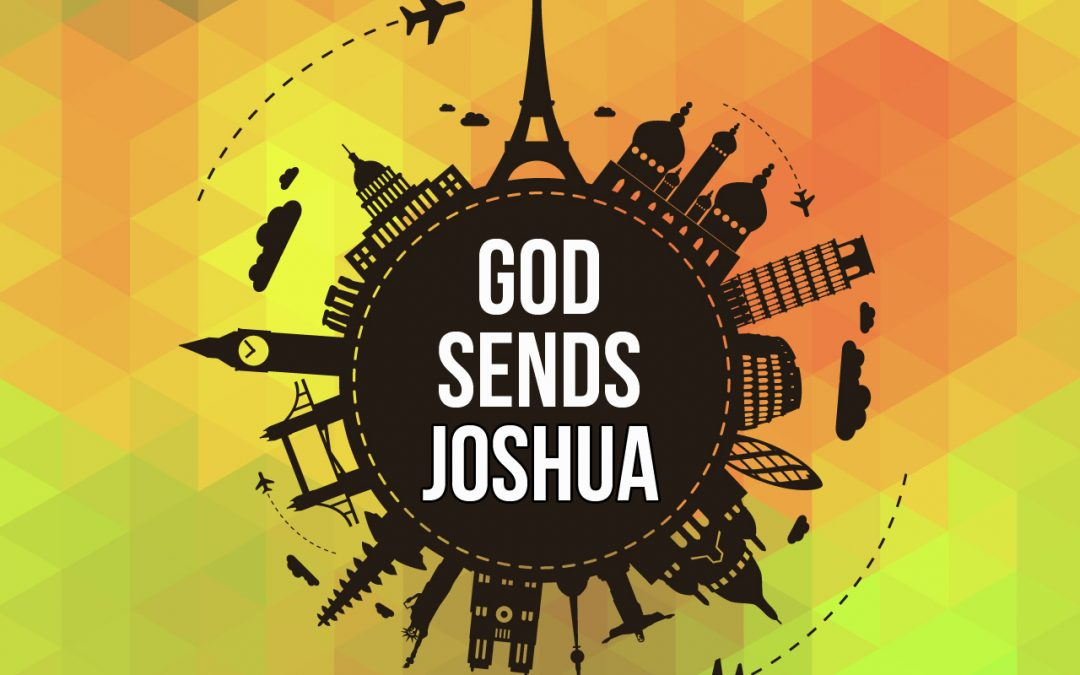 'God Sends Joshua' Childrens Lesson on Joshua