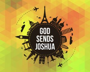 Click here for the 'God Sends Joshua' lesson Powerpoint image