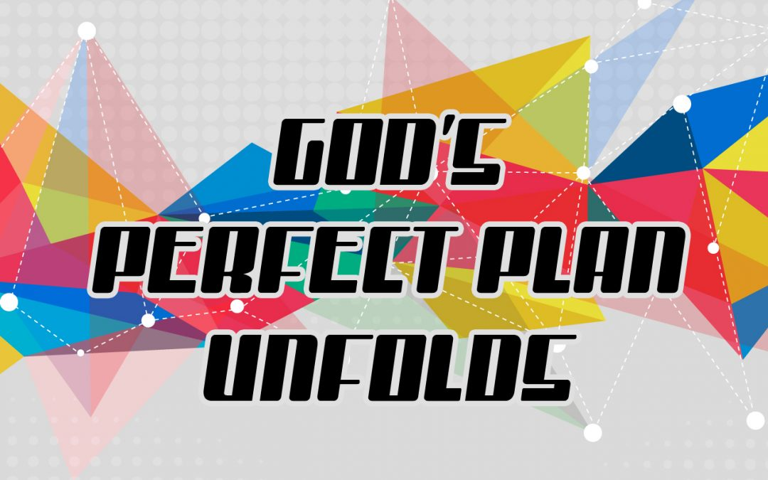 'God's Perfect Plan Unfolds' Childrens Lesson (Exodus 2)