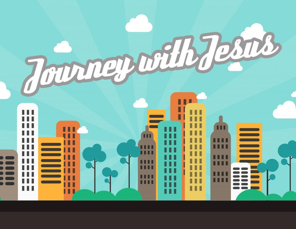 Journey with Jesus\' Sunday School Lesson (Matthew 16:13-20 ...