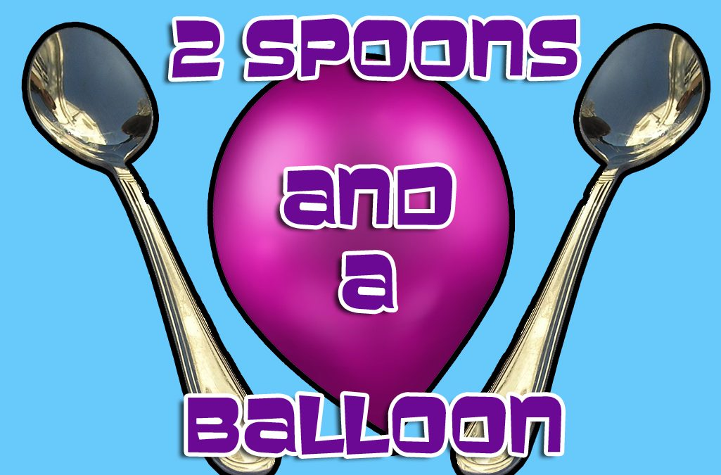 '2 Spoons and a Balloon' Game