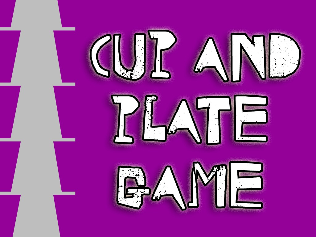 Cup and Plate Game