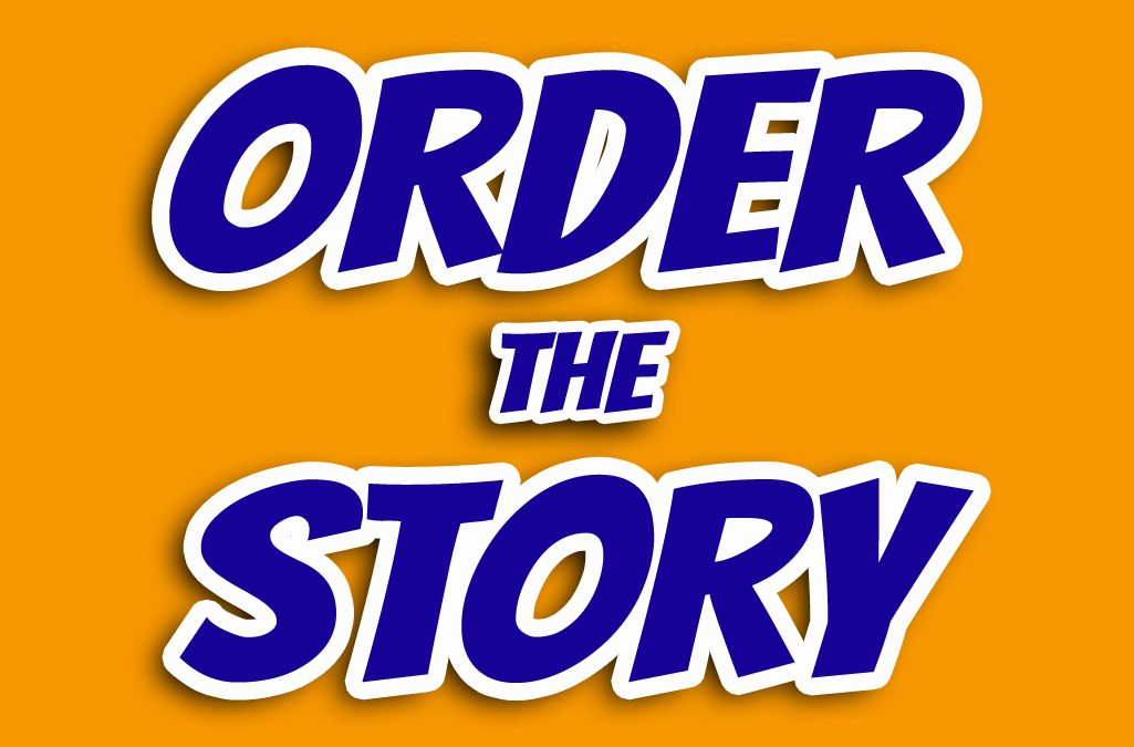 'Order the Story' Game