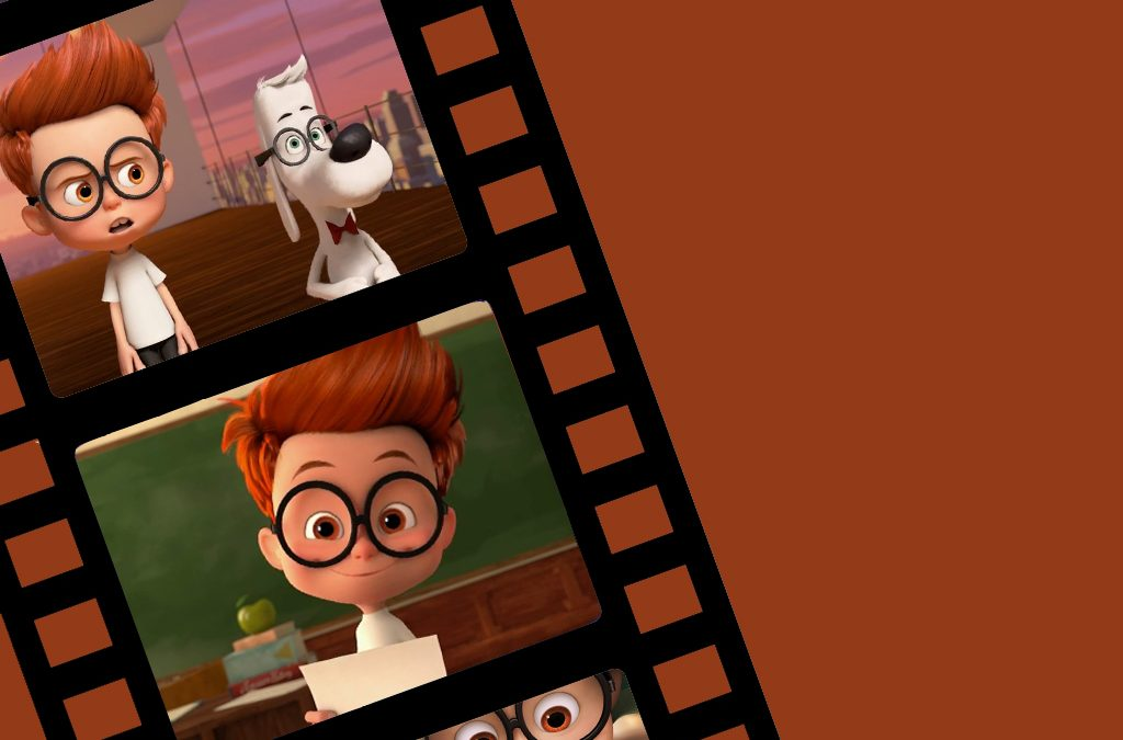 'All About My Dad' Movie Discussion (Mr Peabody and Sherman)