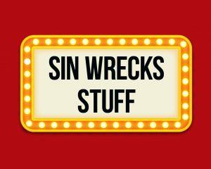 sin wrecks stuff