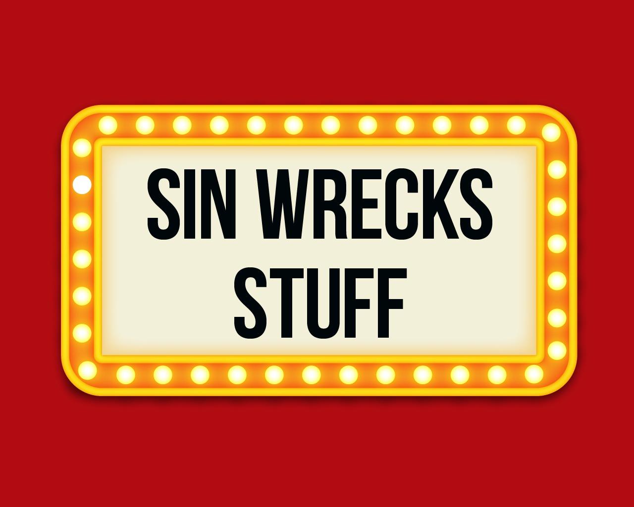 'Sin Wrecks Stuff' Children's Lesson (Genesis 3)
