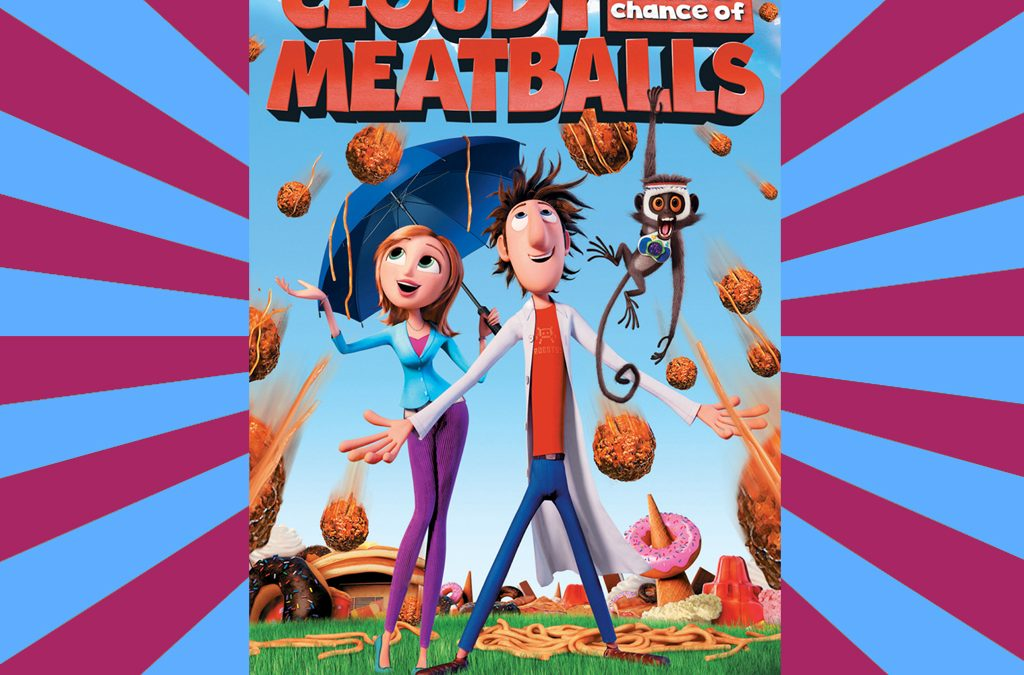 'It's Your Choice' Movie Discussion (Cloudy with a Chance of Meatballs 2, 2009)