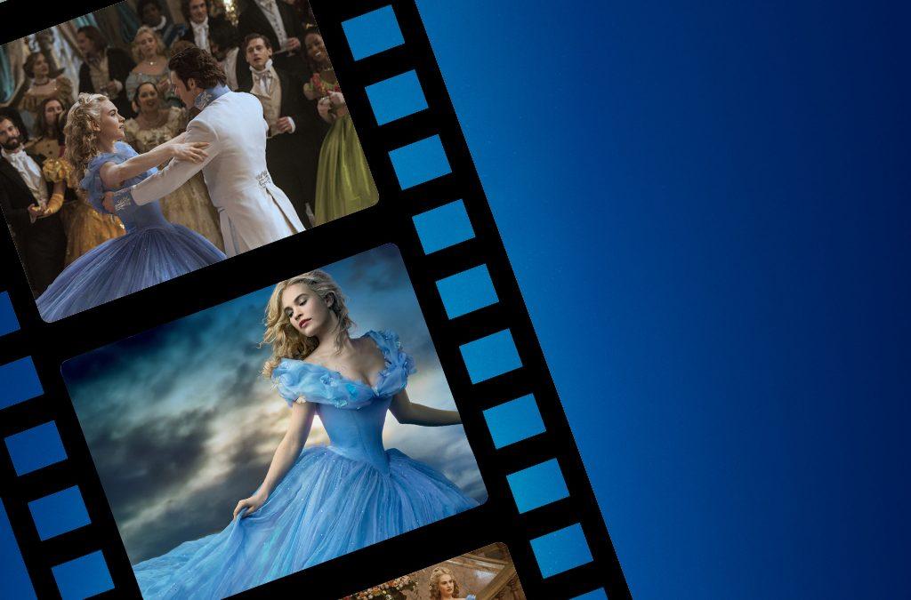 'Cinderella' Movie Discussion (Cinderella, 2015)