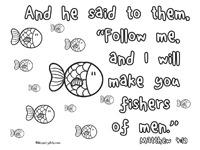 Matthew 4:19 Printable