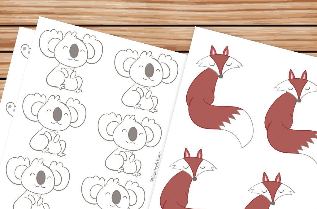 Animal Printables