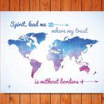 'Spirit Lead Me' Printables