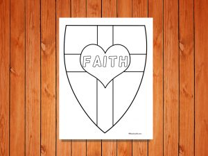 Shield of Faith Printables low res