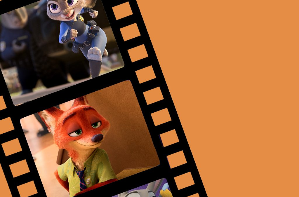 'Sloths in Service' Movie Discussion (Zootopia Trailer, 2016)