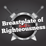 'Breastplate of Righteousness' Childrens Lesson (Ephesians 6:14)