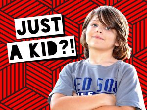 Just a Kid red