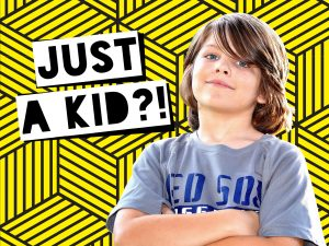 Just a Kid yellow
