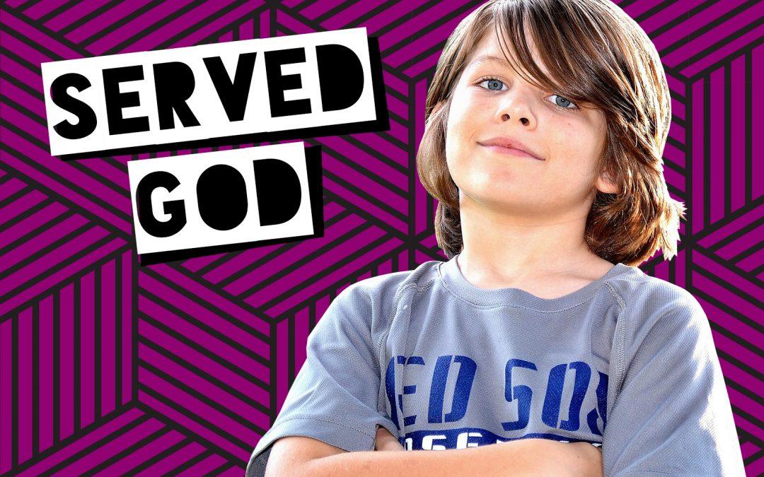 'Served God' Sunday School Lesson on Josiah