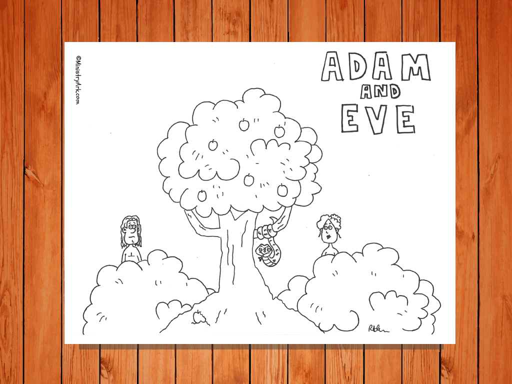 39 adam and eve 39 printable ministryark for Adam and eve beauty salon in katy