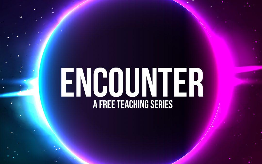'Encounter' Free Childrens Teaching Series
