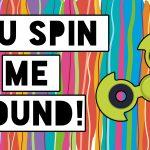 'Spin Me Round' Fidget Spinner Game