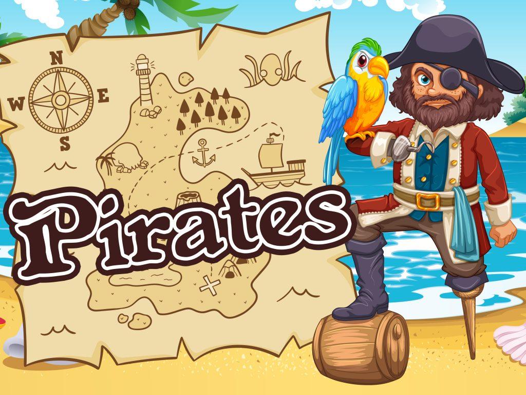 u0026 39 pirates u0026 39  childrens church free teaching series or vbs