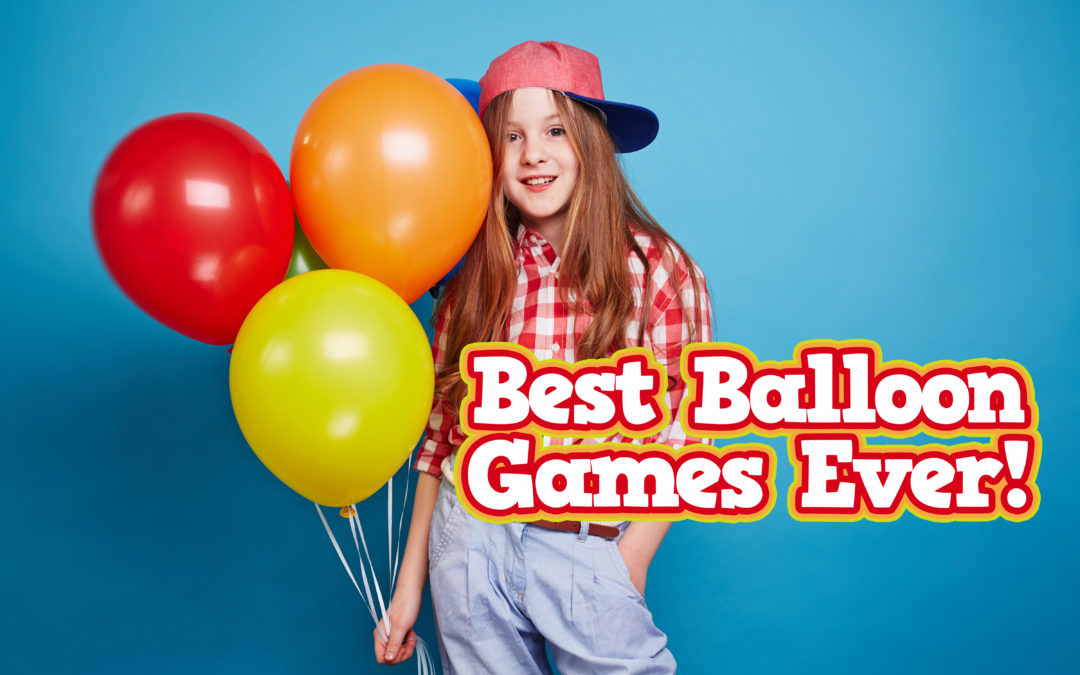 Best Balloon Games Ever!