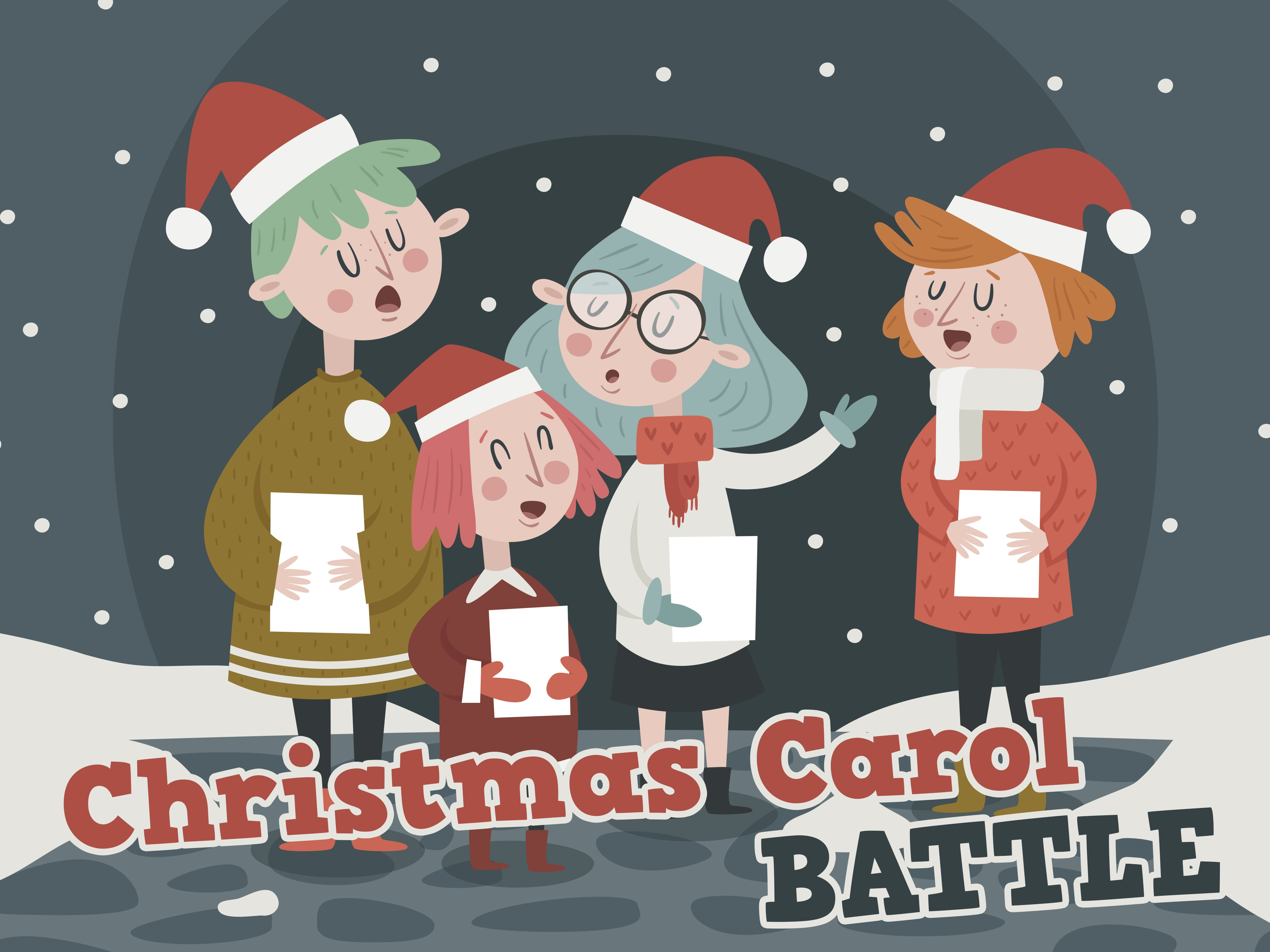 Christmas Carol Battle