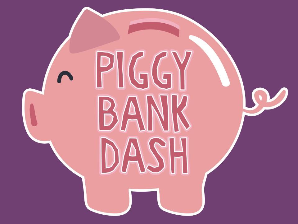 Piggy Bank Relay