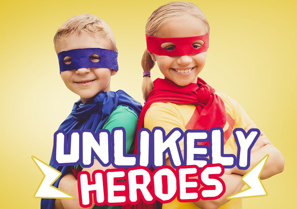 'Unlikely Heroes' Childrens Lesson on Exodus 1