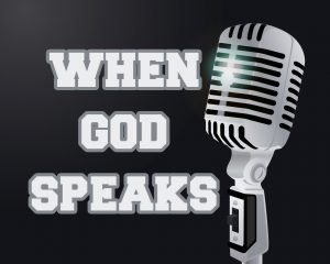 Click here for the 'When God Speaks' lesson Powerpoint image