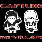 Click here for your free 'Capture the Villain' Powerpoint image.