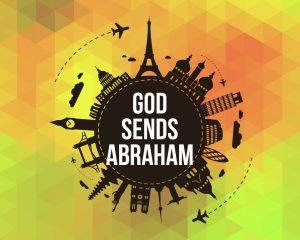 'God Sends Abraham' Sunday School lesson