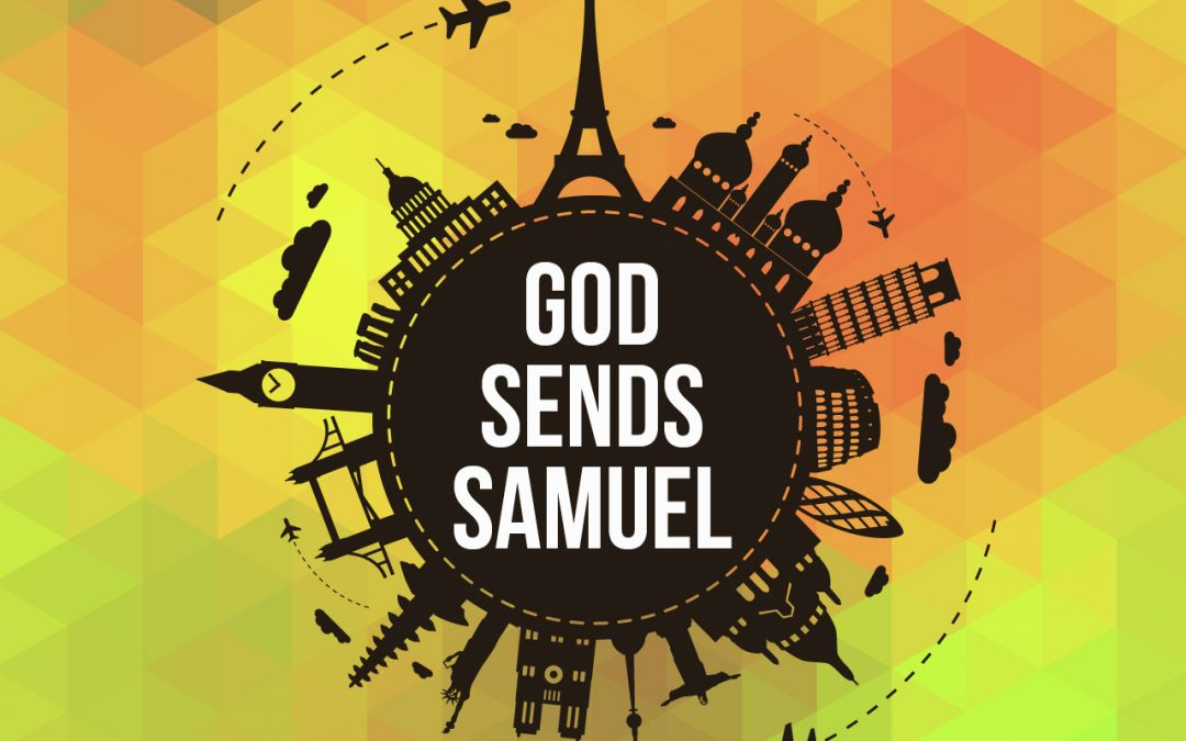 God Sends Samuel image