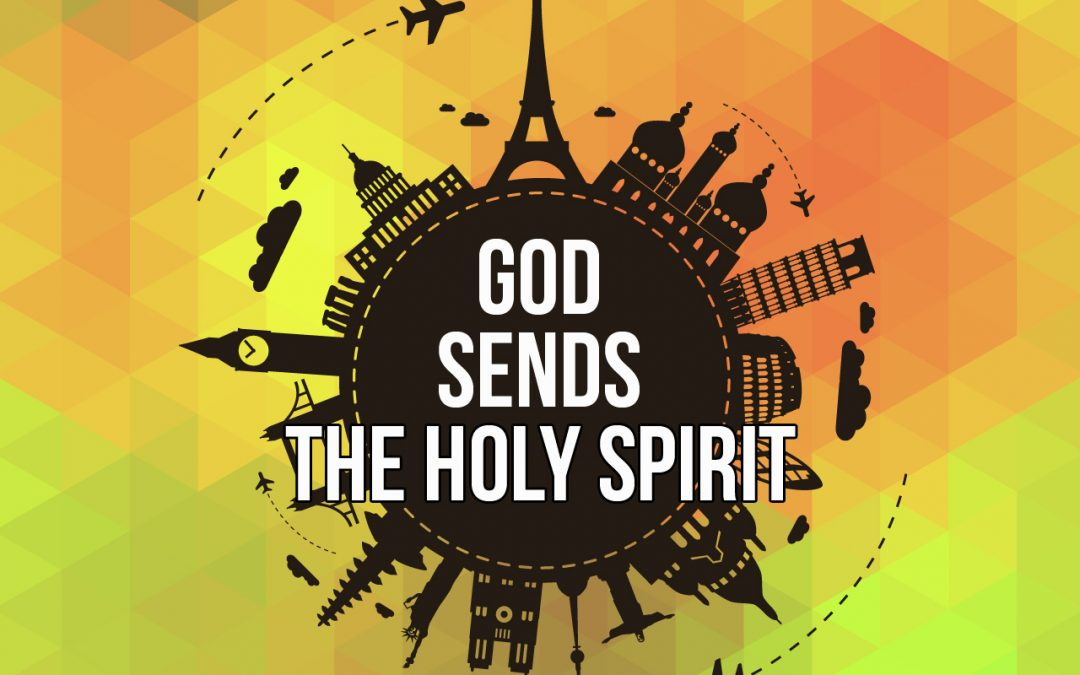 'God Sends the Holy Spirit' Sunday School Lesson (Acts 2:1-15)