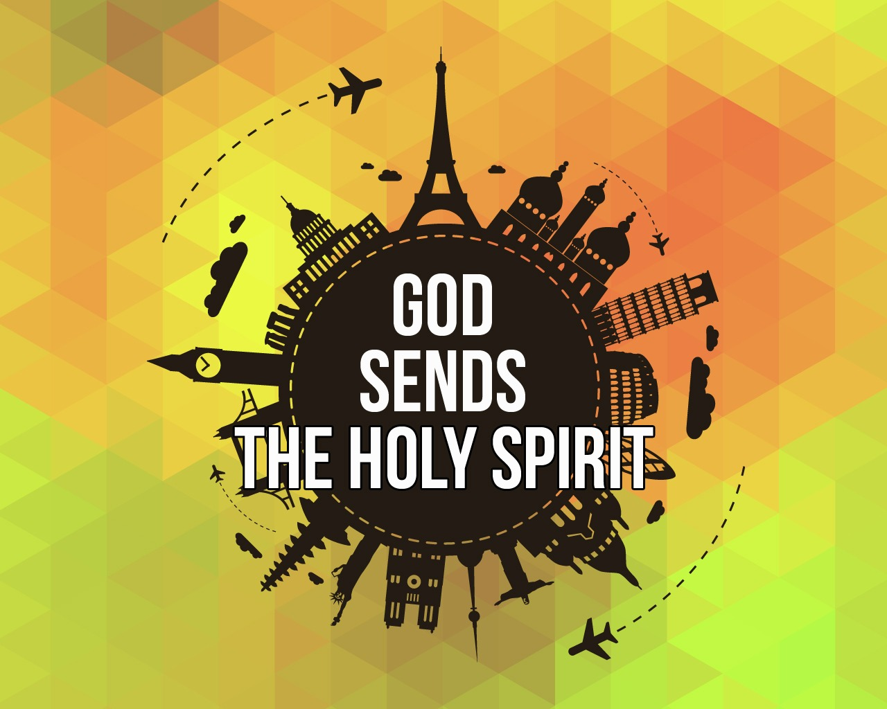 God Sends The Holy Spirit Sunday School Lesson Acts 2 1 15 Ministryark