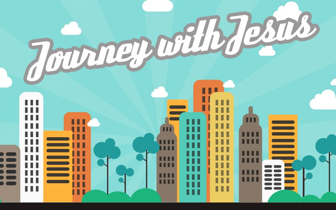 Journey with Jesus' Sunday School Lesson (Matthew 16:13-20