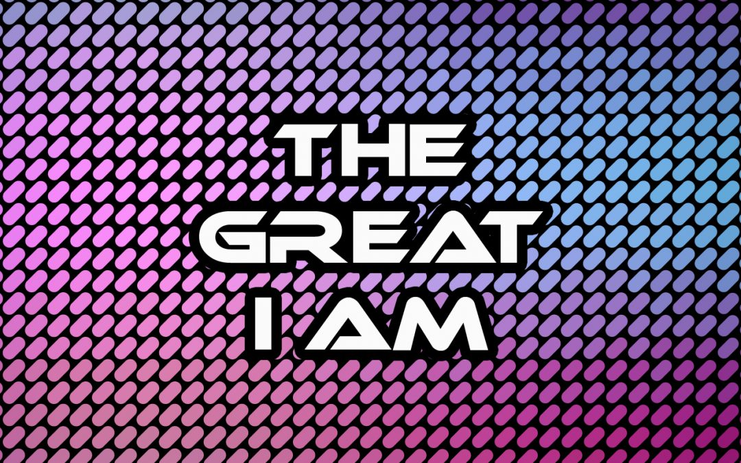 'The Great I AM' Childrens Lesson on Exodus 3:10-22