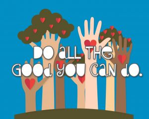 Click here for the 'Do All the Good You Can Do' Powerpoint image