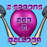 Click here for the '2 Spoons and a Balloon' game Powerpoint image