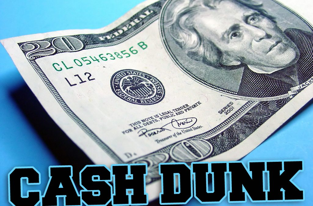 'Cash Dunk' Game