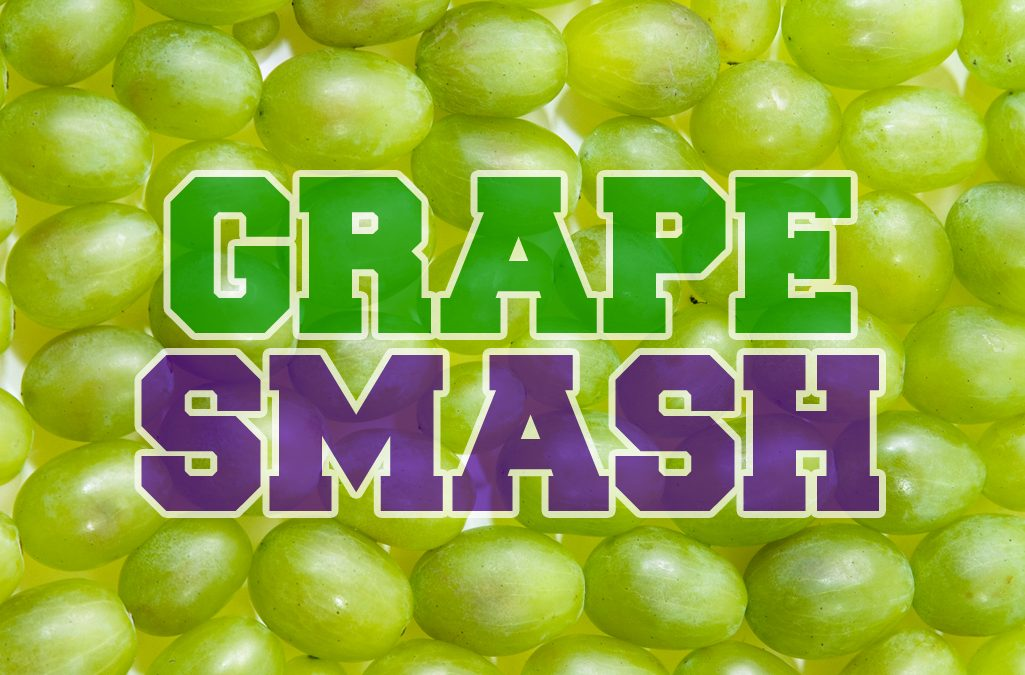 'GRAPE SMASH' game