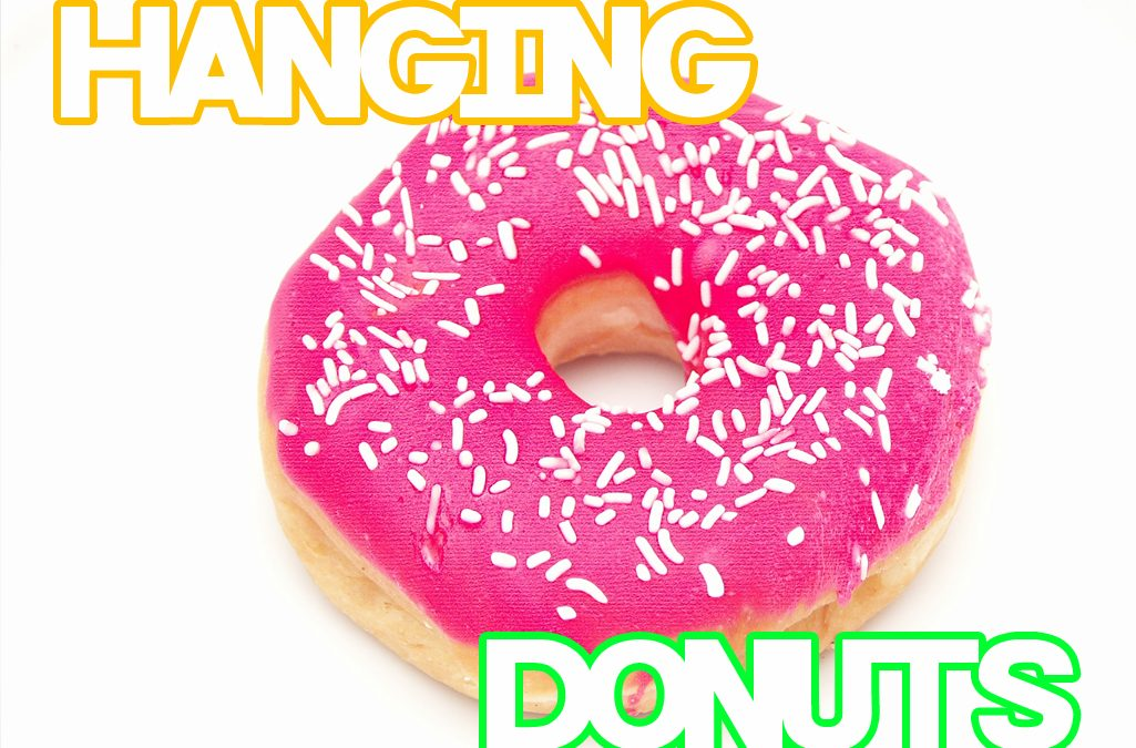 'Hanging Donuts' Game