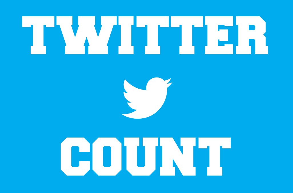 'Twitter Count' Game