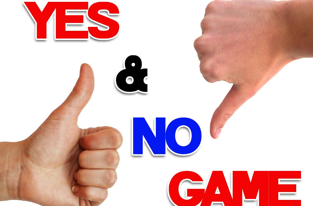 'YES AND NO GAME' image