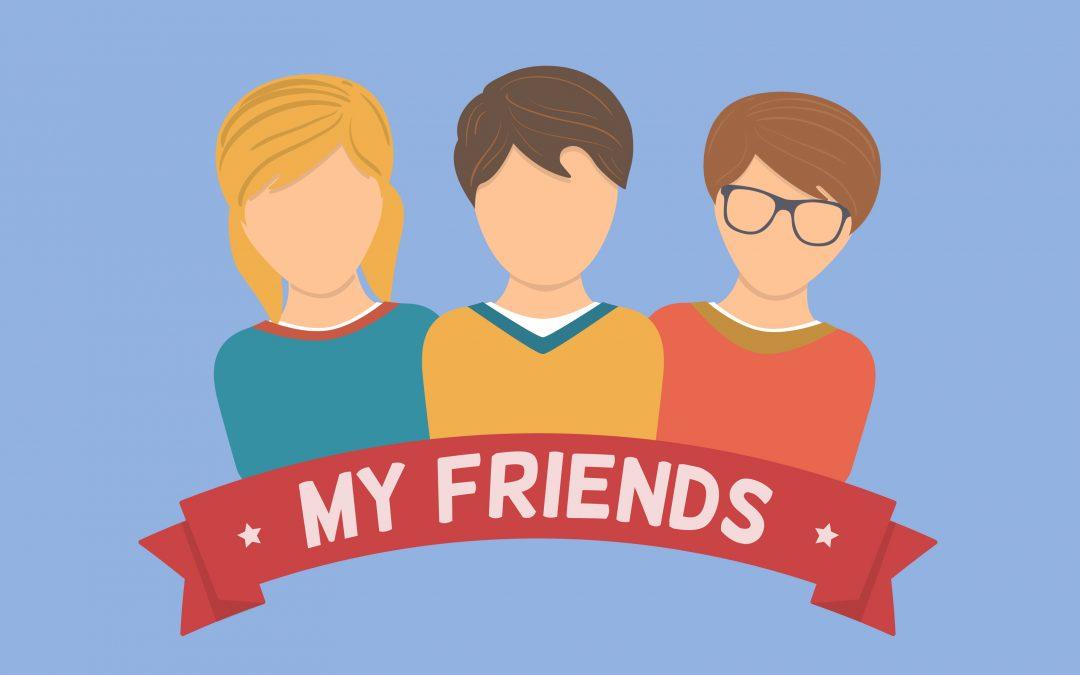 My Friends' Sunday School Lesson (1 Samuel 18-20) • MinistryArk