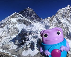 Oh in Everest