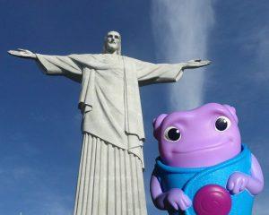 Oh in Rio de Janiero