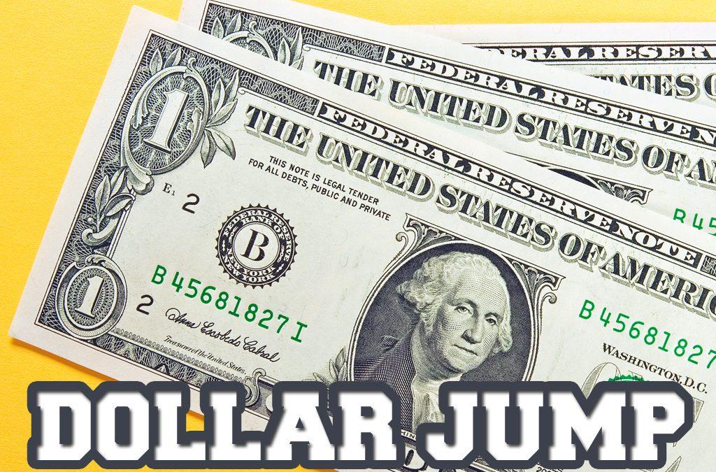 'Dollar Jump' Game